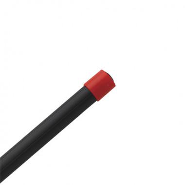 Телескопическая aлюминиевая ручка с резьбой, 1575 - 2780 мм. Vikan
