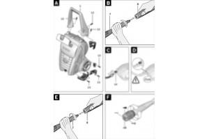 Какая пенная насадка подходит к АВД Bosch Aquatak Clic 125/130/135/140 ?