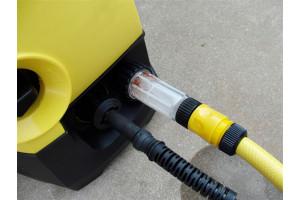 Альтернативная установка фильтра тонкой очистки на мойку