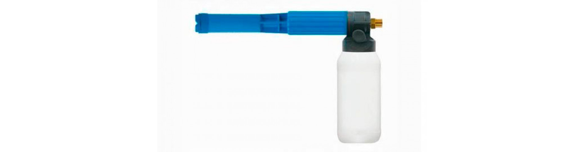Специальная пенная насадка LS 10, для уборки на пищевых производствах.