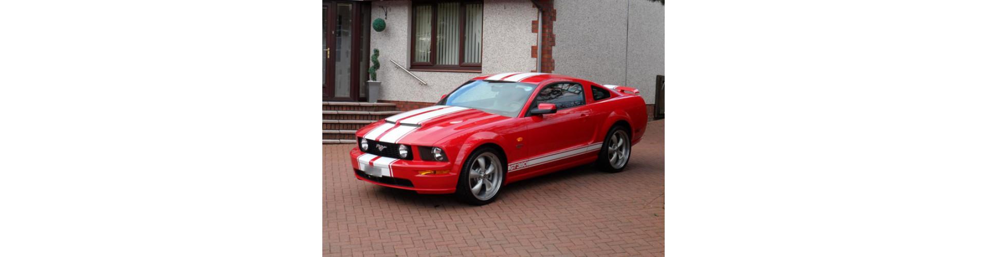 Бесконтактная мойка Ford Mustang 2005 года