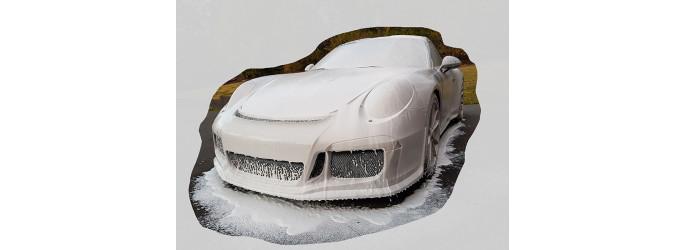 Как часто нужно промывать пенную насадку после мойки автомобиля шампунем