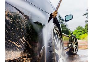 Почему машину нужно мыть снизу вверх