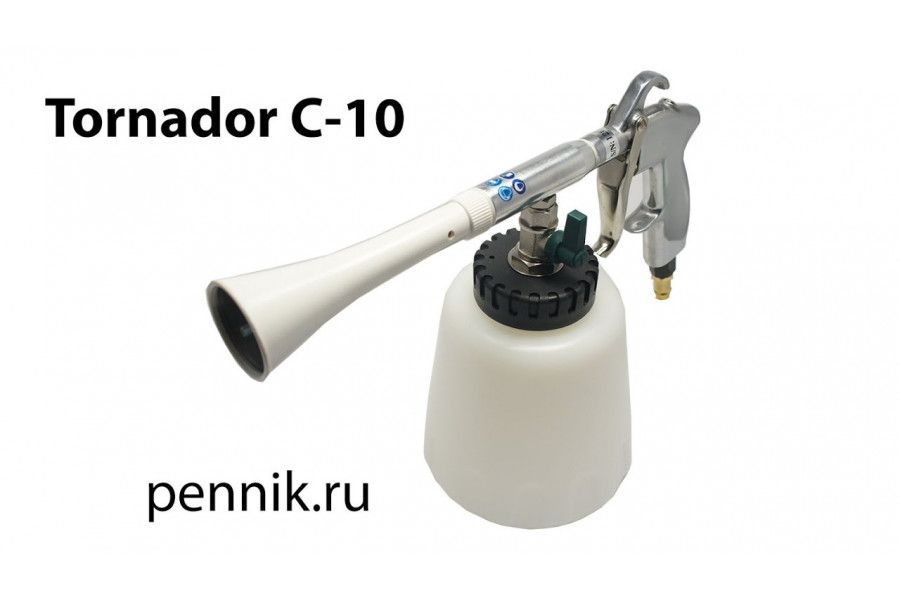 Видео презентация Tornador C-10