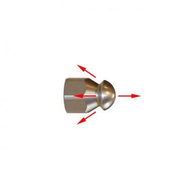 Шланг прочистки для Sterwins 40 м. для дома с форсункой и переходником