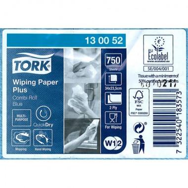 Протирочная бумага TORK, поштучно.